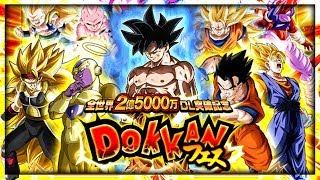 250 MILLION DOWNLOAD TICKET SUMMON HYPE! LRS ARE ON THESE BANNERS! | Dragon Ball Z Dokkan Battle