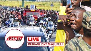 🔴#LIVE: SIMANZI! MSAFARA WA HAYATI MAGUFULI KUTOKA CCM KIRUMBA MWANZA,  KUELEKEA MKOANI GEITA!