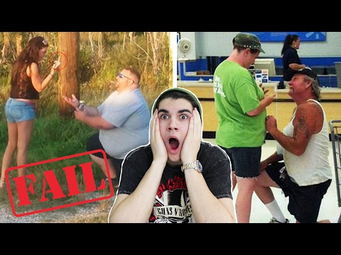 Thumbnail: WORST MARRIAGE PROPOSAL FAILS!! (CRINGEY)