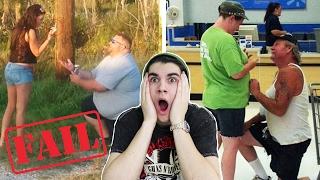 WORST MARRIAGE PROPOSAL FAILS!! (CRINGEY)