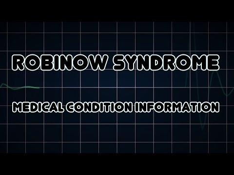 Robinow syndrome (Medical Condition)