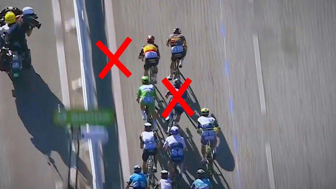 How Mark Cavendish got BOXED IN on Champs-Élysées | Tour de France Stage 21 2021