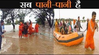 कई राज्यों में बाढ़ का कोहराम, महाराष्ट्र, केरल और कर्नाटक में हालत गंभीर
