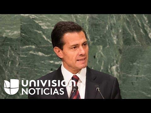 El 93% de los mexicanos no confía en su presidente, Enrique Peña Nieto: Pew Research Center