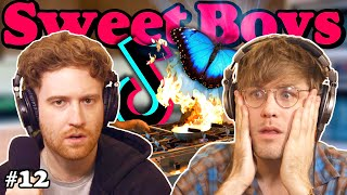 Cooking TikTok and the Butterfly Effect | SWEET BOYS #12