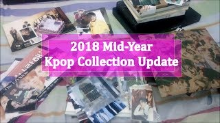 Gambar cover 2018 Mid-Year Kpop Collection Update ✨