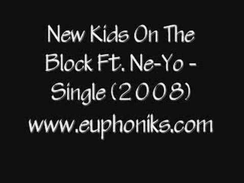 New Kids On The Block Ft. Ne-Yo - Single