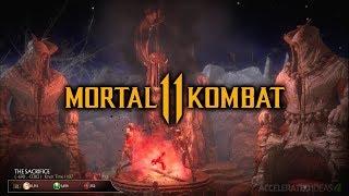 Mortal Kombat 11 Krypt - How to Solve The Sacrifice Puzzle (Full Solution)