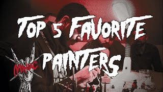 Top Five Favorite Miniature Painters