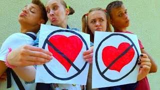 ЗАПРЕТ на ЛЮБОВЬ!! ПОДРУЖКИ Расстроены!!
