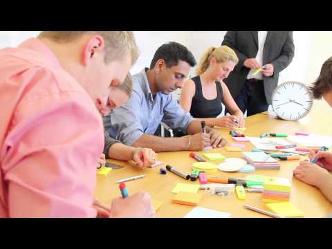Design Thinking in 1 Minute