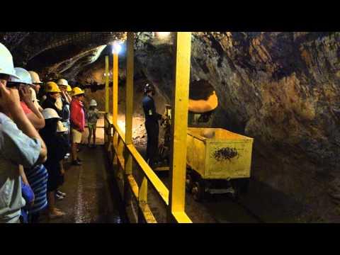 Britannia Mine Tour HD