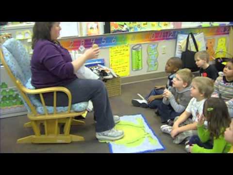 Kansas Day 2011 at Community Elementary School