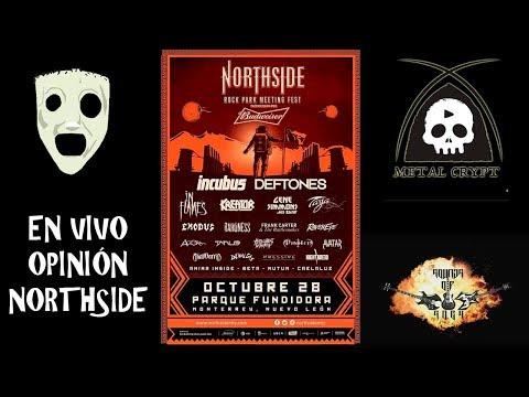 OPINIÓN CARTEL NORTHSIDE 2017 + SOUNDS OF ROCK + METALCRYPT
