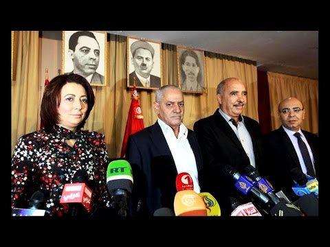 Nobel Peace Prize to Tunisian Civil Society Groups for Democratization Efforts After Arab Spring