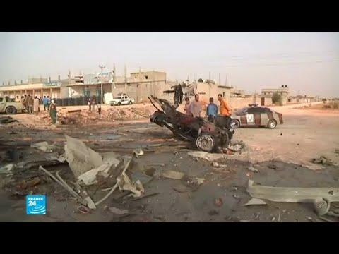 انفجار سيارة مفخخة في بنغازي.. من المستهدف؟  - نشر قبل 2 ساعة