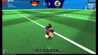 NIKE Challenge. Neymar Jnr. vs Manuel Neuer. RoBlox