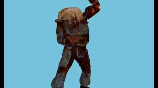 Half Life 2: Zombie Sounds
