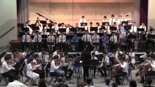 Wah Yan Symphonic Night 2014 - Shostakovich - Symphony No.5 Op.47, Finale