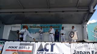 Japan Festival Judo Video 1