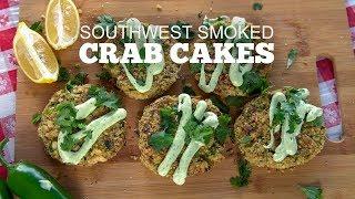 Southwest Style Crab Cakes