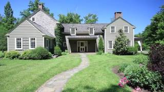 Secluded Country Stone House in Quakertown, Pennsylvania