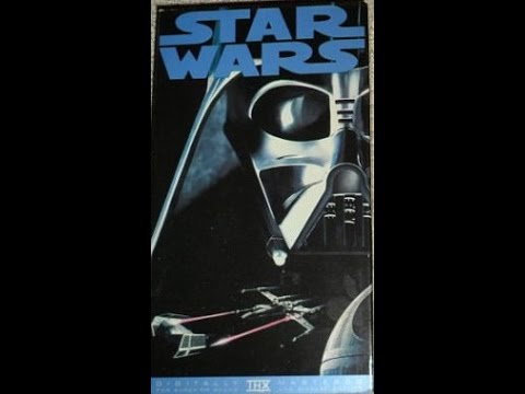 opening to star wars 1995 vhs youtube. Black Bedroom Furniture Sets. Home Design Ideas