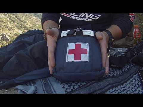 Pouch médico Ejército Ingles, marca Osprey entregado a civiles