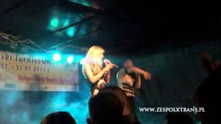 X-TRANS - L jak Lato - występ na festiwalu - Ryjewo 2011