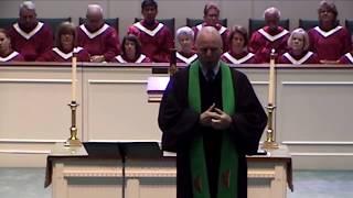 08/11/19 Main Street UMC, Kernersville, NC - Rev. David Raiford