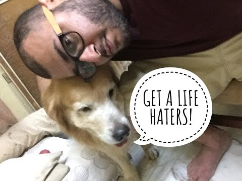 Vlog 15 - Dog & cat haters in Mumbai please get a life!
