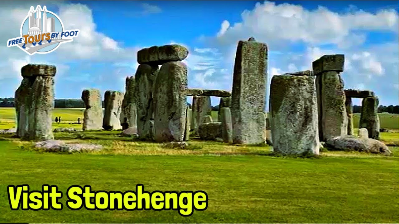 Download How to Visit Stonehenge from London   Daytrip and Virtual Walking Tour