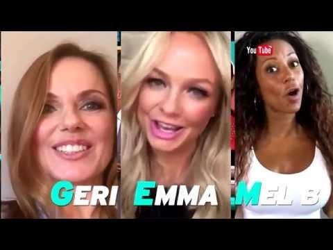 FLASHBACK FRIDAY: Spice Girls Serenade ET in 1997 After Releasing Their Debut Album