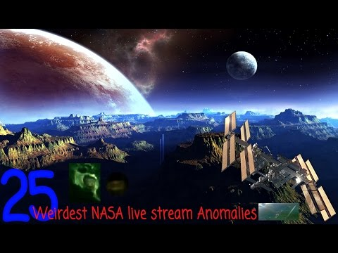 NASA tv Top 25 Weird ISS live ufo HD feed Sightings