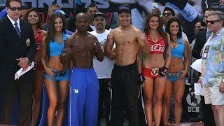 Bradley/Vargas and Valdez/Tamayo Weigh in - June 26 - UCN EXCLUSIVE