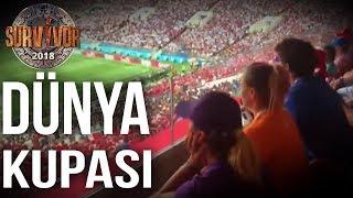 Survivor 2018 | 111. Bölüm | Dünya Kupası Coşkusunu Stadyumda Yaşadılar!