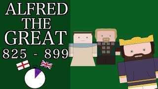 Ten Minute English and British History #04 -Alfred the Great and the Rise of Wessex