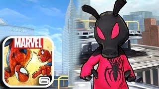 Spider-Man: Unlimited - Scarlet Spider-Ham (Red & Black)