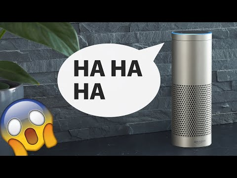 Amazon Echo Is Randomly Laughing, and It's Creeping People Out!