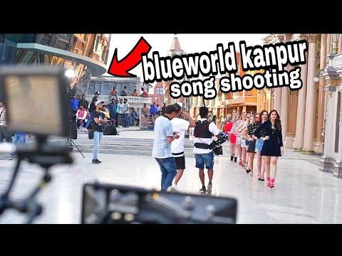 Making Of BAMB Song In Blueworld Theme Park Kanpur |Sukhe,Badshah