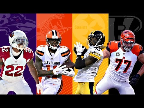 AFC North 2017 Offseason Overhaul | Good Morning Football | NFL Network