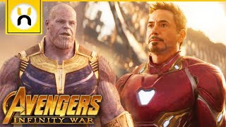 Why Thanos is Attacking the Avengers Now | Avengers Infinity War