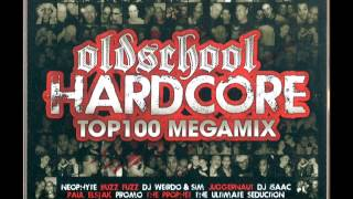 Oldschool Hardcore - Top 100 Megamix - Vol.1 - CD1