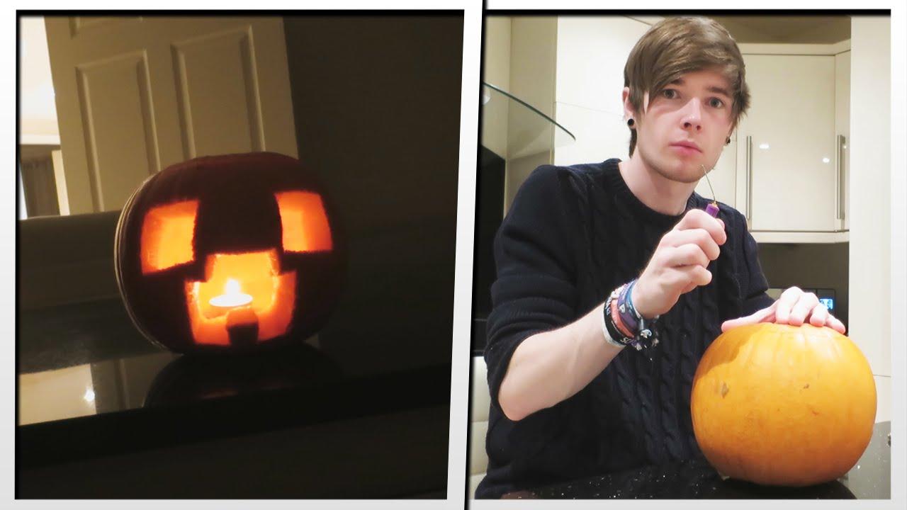 Carving pumpkins moretdm youtube