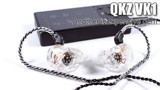 QKZ VK1 good inexpensive IEMs review