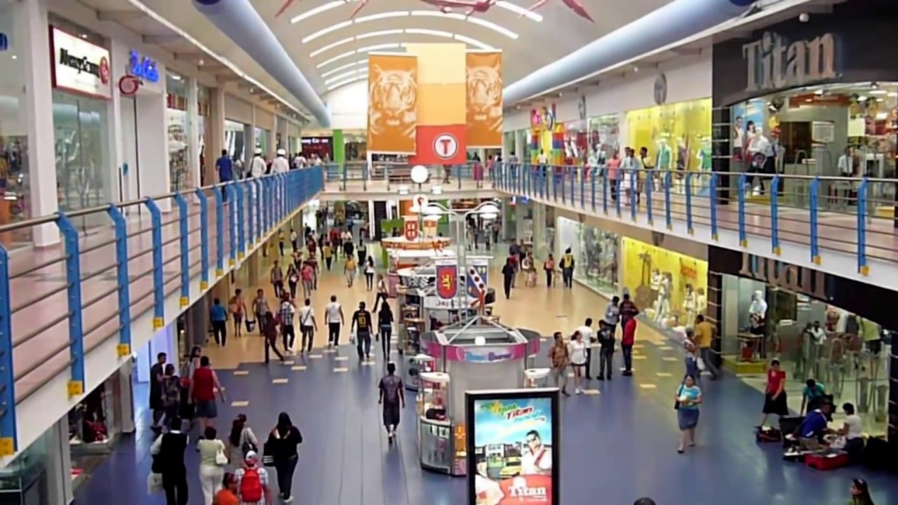 Cost U Less >> Albrook Mall Panama City, the largest shopping mall in south america - YouTube