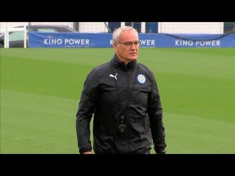 """""""Ayer murió mi sueño"""", dijo Ranieri, el técnico despedido del club inglés Leicester"""