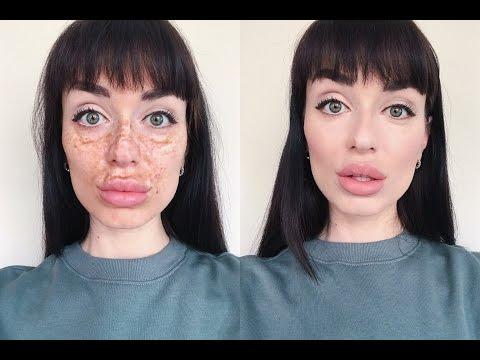 КАК Я ЗАМАЗЫВАЮ ПИГМЕНТНЫЕ ПЯТНА | макияж на каждый день