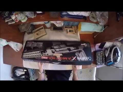 Review Amoeba Pro Octarms KM09