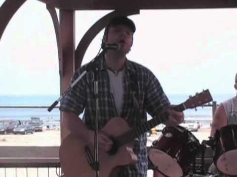 "Brandon Raines - ""Beautiful"" Live in Galveston, Te..."